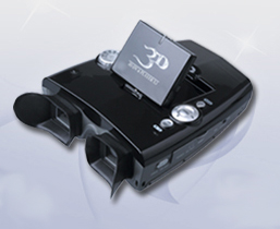 3D Video camera and viewer