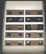 Stereo slide storage pages qty 10