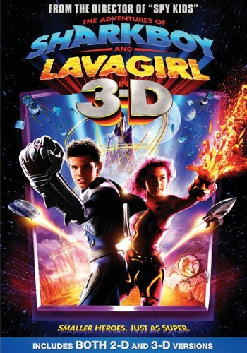 Sharkboy and Lavagirl 3D