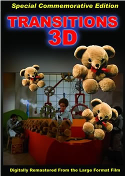 Transitions 3D DVD