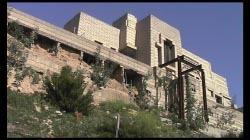 The Ennis House 3D DVD