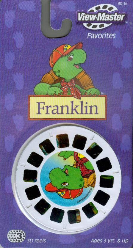 Franklin Viewmaster Reel