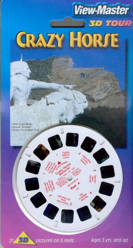 Crazy Horse Viewmaster Reels
