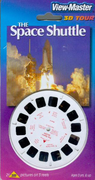 Space Shuttle Viewmaster