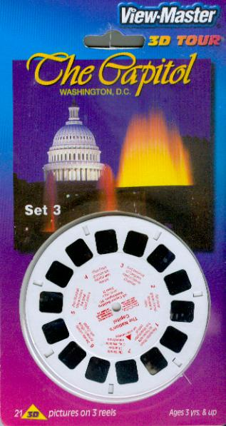 The Nation's Capitol Viewmaster reels