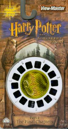 Harry Potter HP#2 The Final Chapters